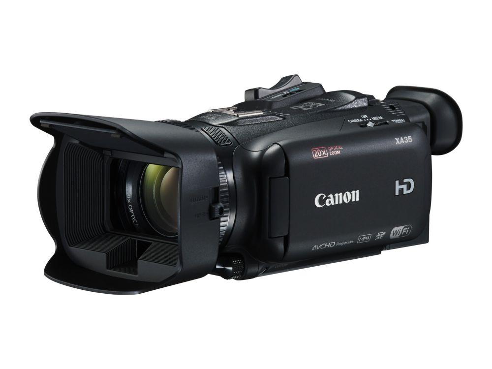 Canon XA35 Professzionális videokamera