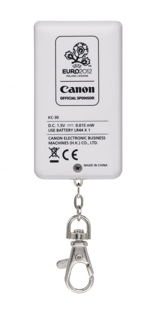Canon KC-30 EURO 2012 (Kulcstartós számológép) (fehér)