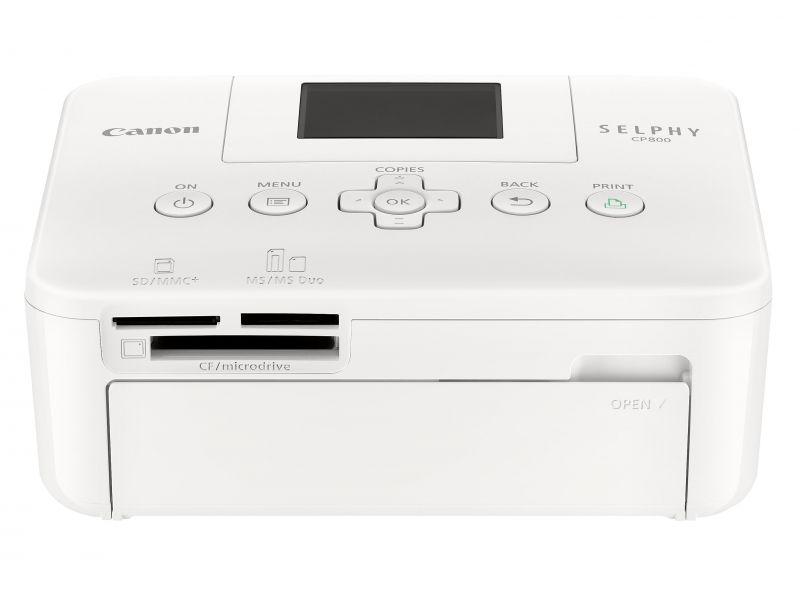Canon SELPHY CP800 (fehér)