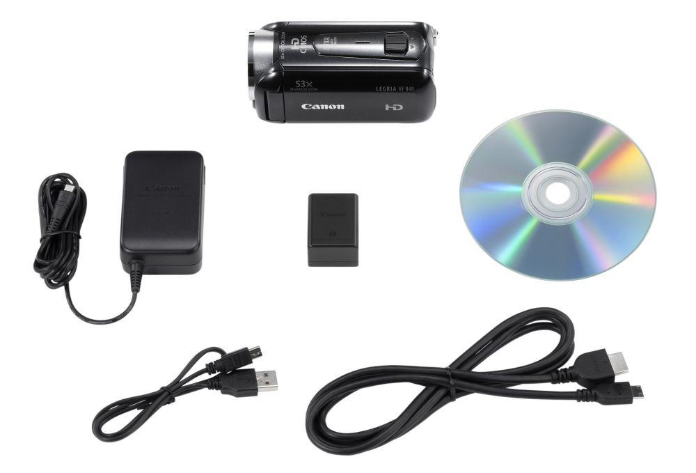 Canon LEGRIA HF R48 (Wi-Fi)