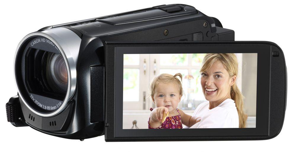 Canon LEGRIA HF R46 (Wi-Fi) (3 színben) (fekete)