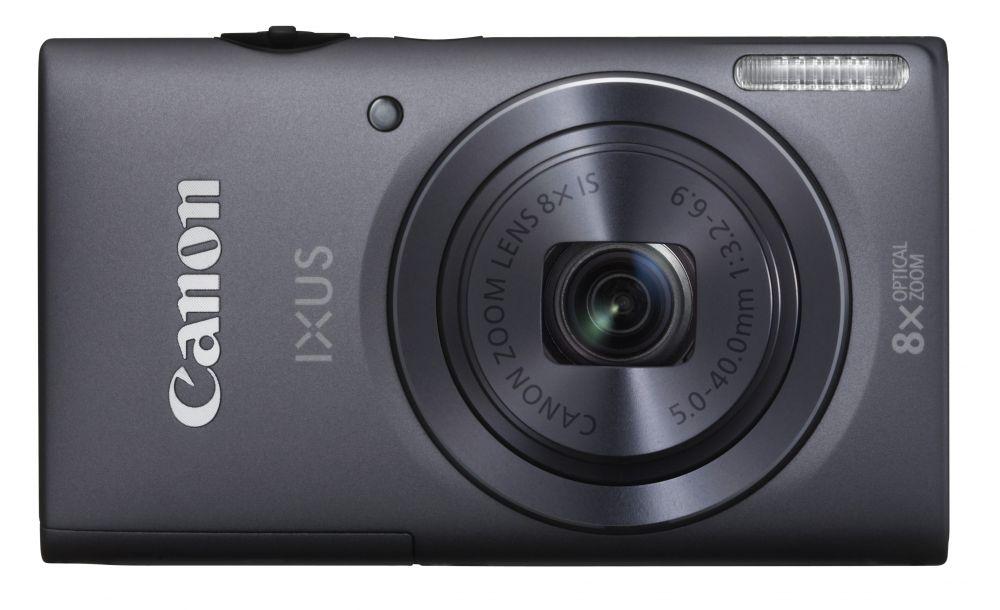 Canon IXUS 140 (Wi-Fi) (4 színben) (sötét szürke)