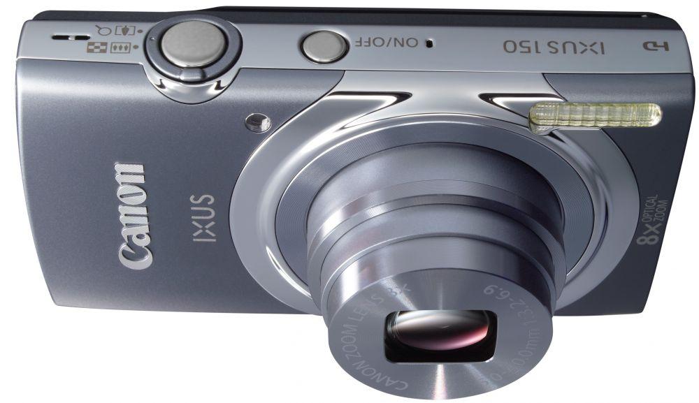 Canon Ixus 150 (2 színben) (szürke)