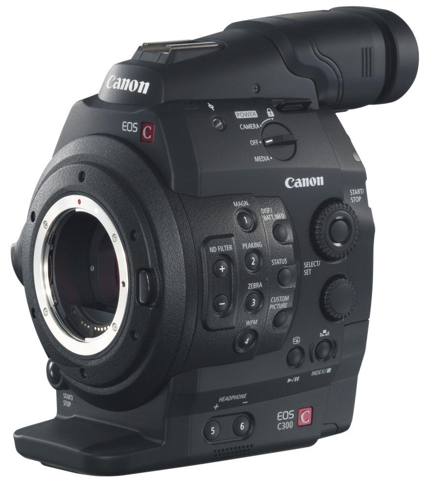 Canon_EOS_C300_mark_II_4K_2ev_garancia_ajandek