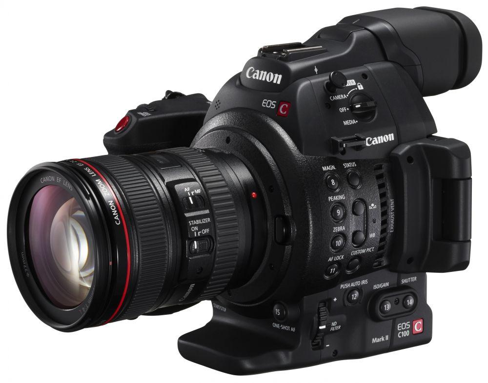 Canon_EOS_C100_mark_II_ajandek_Atomos_Ninja_Blad