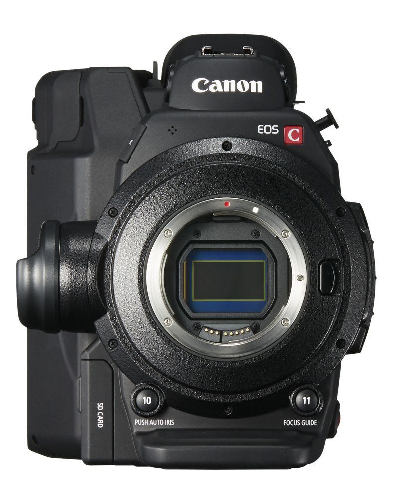 Canon EOS C300 mark II (4K) 2év garancia + ajándék*