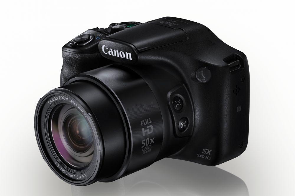 Canon PowerShot SX540HS