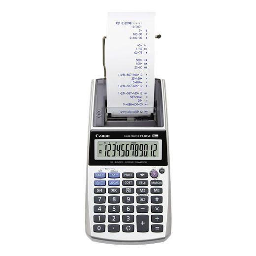 Canon P1-DTSC számológép