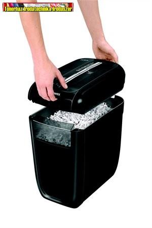 FELLOWES Powershred® 60Cs Iratmegsemmisítő, konfetti, 9 lap,
