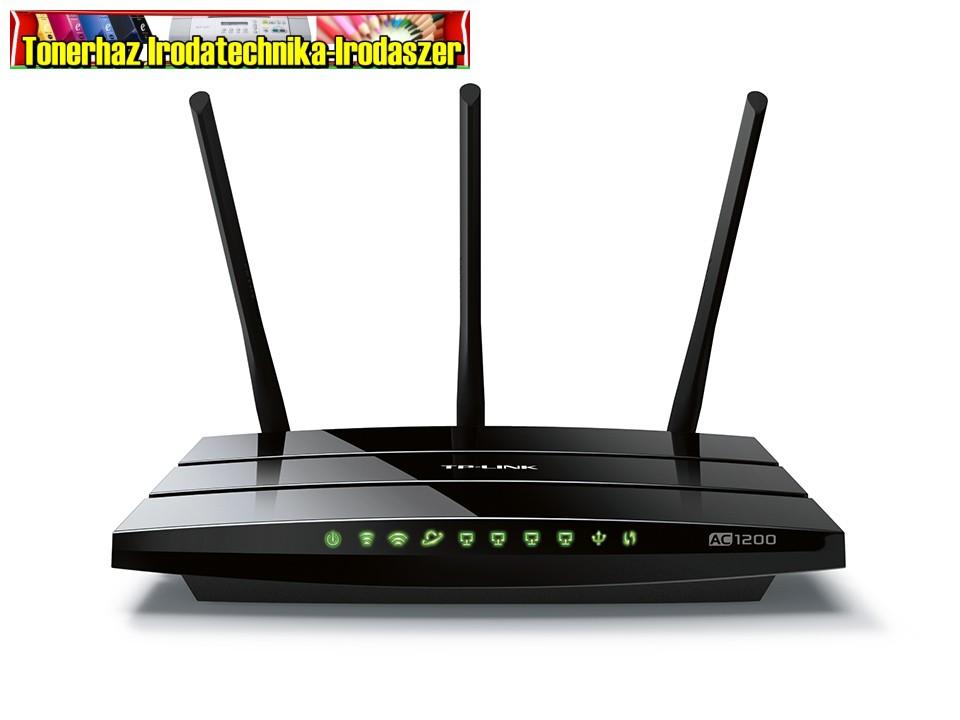 TP-Link Archer C1200 AC1200 kétsávos gigabites wifi router