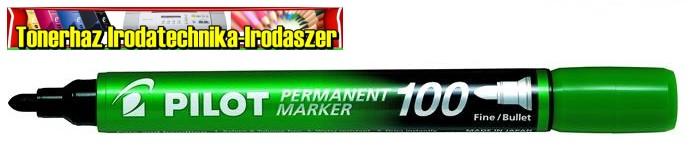 PILOT_Permanent_Marker_100_alkoholos_filc_vastag_g