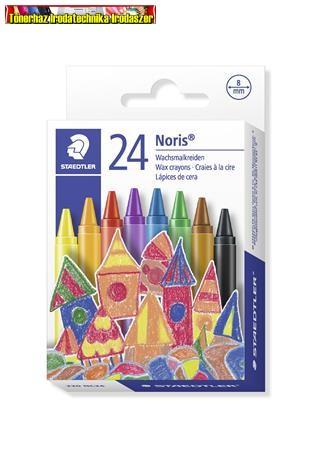 STAEDTLER Zsírkréta Noris Club 24db-os - 220NC24