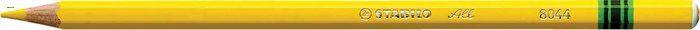 STABILO All, Színes ceruza, hatszögletű, mindenre író, sárga