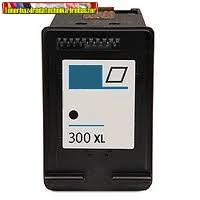 Hp 300XL utángyártott IMPORT black tintapatron (CC641) DJ D2560,F4224,F4280 (15ml)