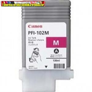 CANON eredeti tintapatron PFI102 Magenta (pfi-102)