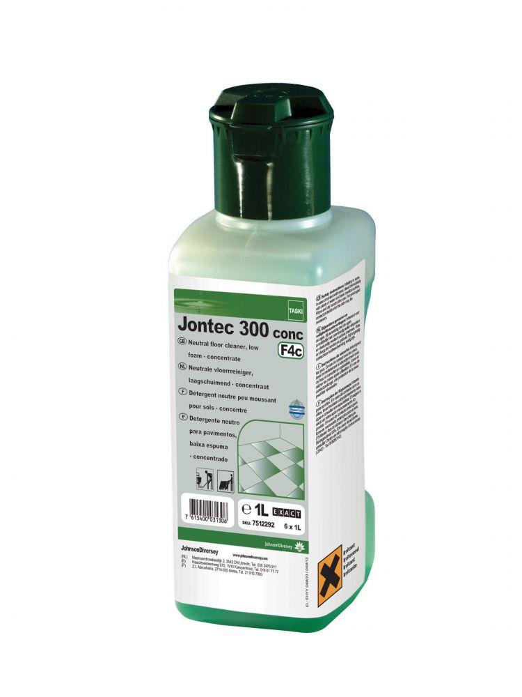 TASKI Jontec 300 conc. semleges hatású padlótisztítószer szuperkoncentrátum (1 liter)