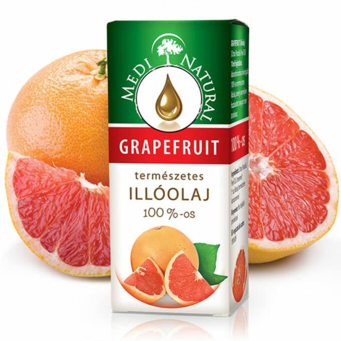 Medinatural 100%-os Grapefruit illóolaj (10 ml)