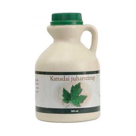 Kanadai Juharszirup D minőségű sütéshez (500 ml)