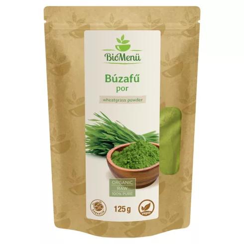 Biomenü Bio Búzafű por (125 g)