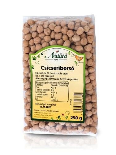 Natura Csicseriborsó (250 g)