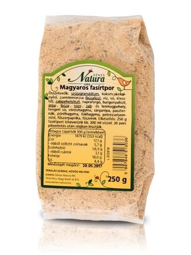 Natura Fasírtpor magyaros (250 g)