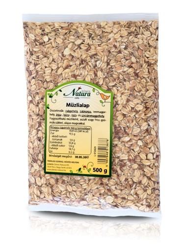 Natura Müzlialap (500 g)
