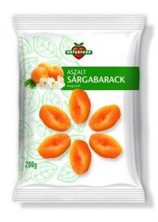 Naturfood Aszalt Sárgabarack
