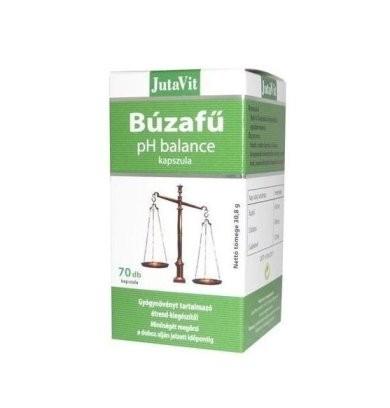 JutaVit Búzafű pH balance kapszula (70 db)