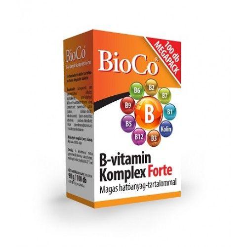 BioCo_Bvitamin_Komplex_90_tabletta