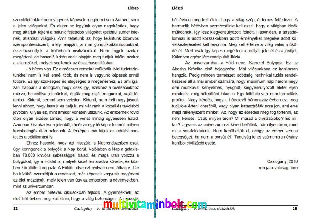 Csalogány - Millió éves civilizációk - Orosz Zsolt író ötödik könyve