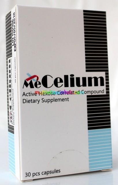 MeCelium étrend-kiegészítő kapszula 30 db, AHCC, 4-féle gyógygomba kivonat - HerbaDoctor