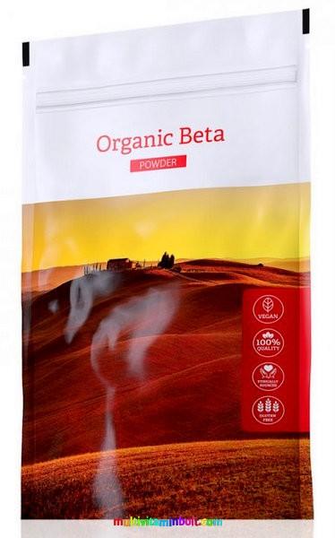 Beta Organic Powder 100 g (Betavit) vörös cékla - Energy
