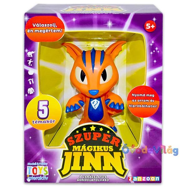 Szuper mágikus Jinn