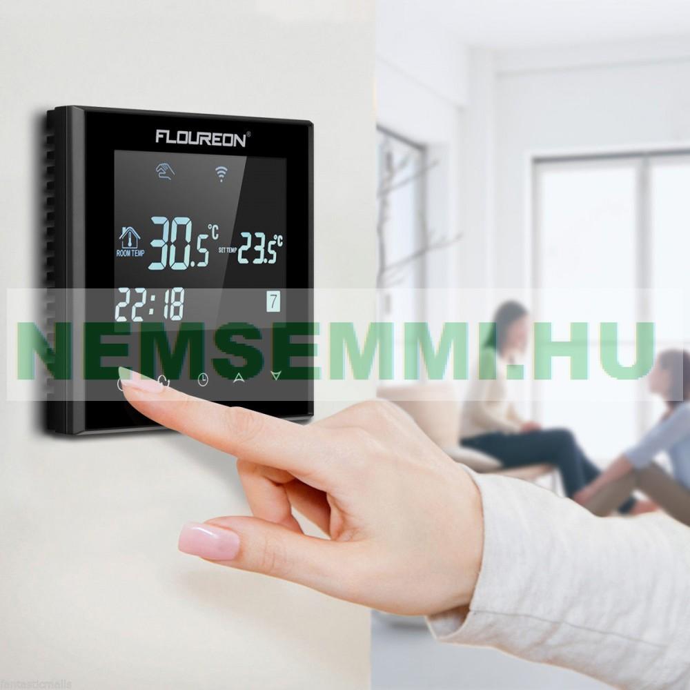 Wifi termosztát kazán kapcsolására
