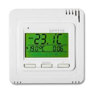BPT003_Radios_termosztat_vevo_vezetek_nelkuli_szob
