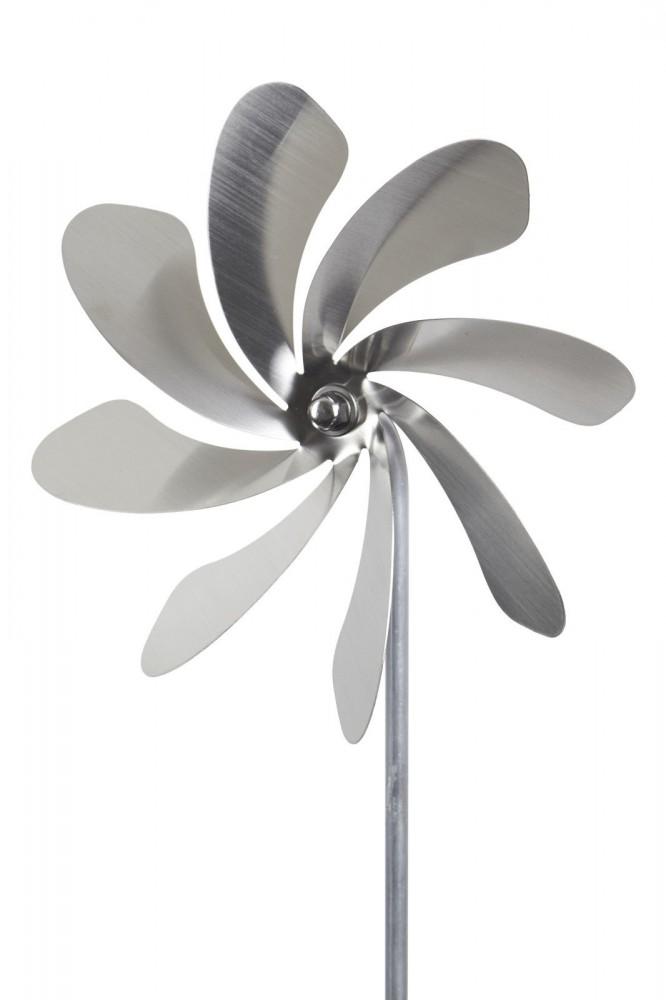 Szélkerék modell 20 cm átmérőjű rozsdamentes golyóscsapágyazott szélforgó