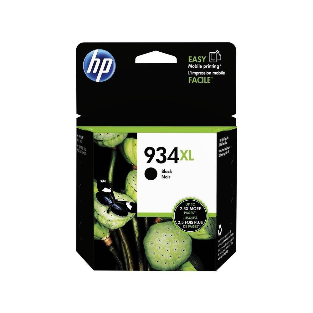 934XL Bk (C2P23AE) eredeti HP tintapatron