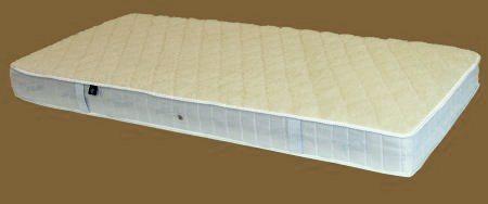 Ortopéd vákum matrac, ágybetét (160x200x16 cm)