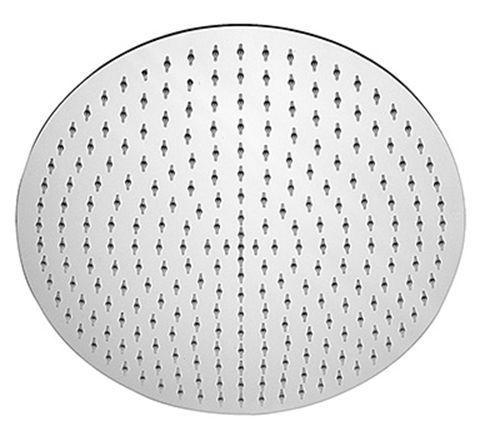 Zuhanyfej kerek 40 cm átmérővel extra méreteben esőztető zuhanyzófej