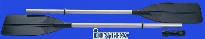 2db Intex Evező alu. 122cm