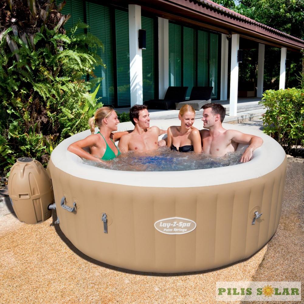 Lay-Z-Spa Palm Springs jacuzzi