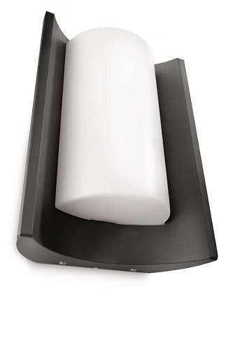 Philips 164049316 Meander kültéri fali lámpa (antracit szürke) 1x20W
