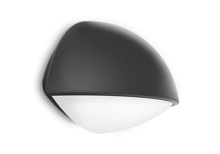 Philips 164079316 Dust kültéri fali lámpa (antracit szürke) 1x3W 230V
