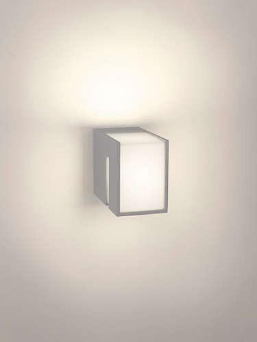 Philips 169368716 Acres kültéri fali lámpa (szürke) 1x20W 230V