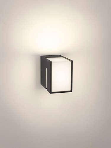 Philips 169369316 Acres kültéri fali lámpa (antracit szürke) 1x20W 230V
