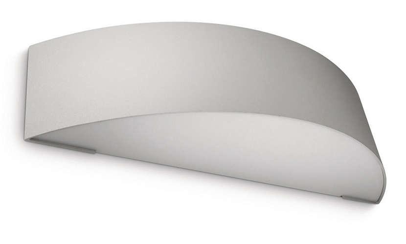 Philips 171308716 Patch kültéri fali lámpa (szürke) 1x27W 230V