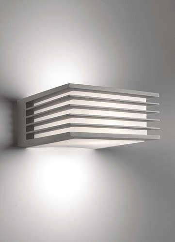 Philips 171828716 Shades kültéri fali lámpa (szürke) 1x15W 230V