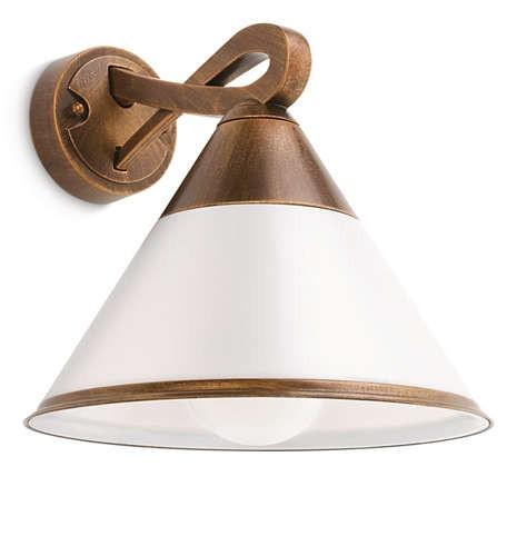 Philips 172590616 Fig kültéri fali lámpa (bronz) 1x15W 230V
