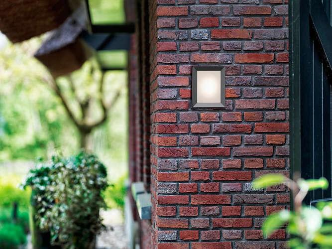 Philips 172939316 Karp kültéri fali lámpa (antracit szürke) 1x6W