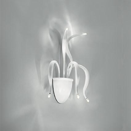 IDEAL LUX Elysee AP5 Bianco 5X40W